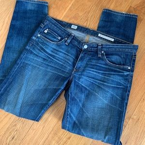 AG Adriano Goldschmeid Stilt Cigarette Jeans